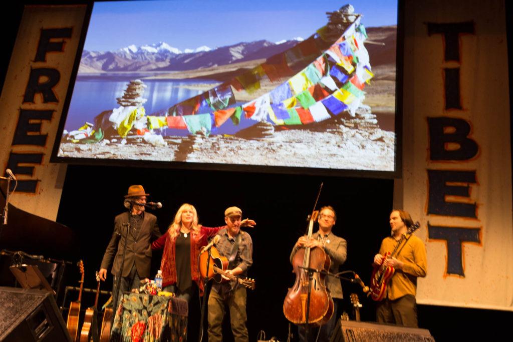 concert for tibet